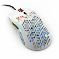 Glorious PC Gaming Race Model O Gaming Mouse - Matt White