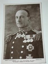WW1 MILITARY PATRIOTIC PORTRAIT POSTCARD - ADMIRAL SIR JOHN RUSHWORTH JELLICOE!