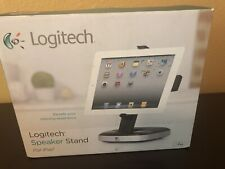 Logitech Speaker Stand with Charging Station for iPad 980-000590