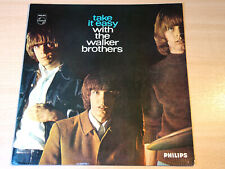 The Walker Brothers/Take It Easy With/1965 Philips Mono LP