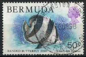 Bermuda 1978-1983 SG#399, 50c Wildlife, Fish, Definitive Used #D22409