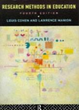 Research Methods in Education-Lou Cohen, Lawrence Manion