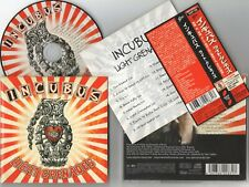 INCUBUS - Light Grenades - 2006 JAPAN OBI + B/T ** Alternative Rock
