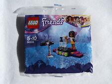 Lego 30205 Friends Andrea huella estrella pop escenario polybag 30205 nuevo embalaje original