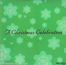 V/A - A Christmas Celebration (UK 10 Track CD Album)