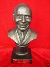 LEGENDS FOREVER MANCHESTER UNITED SIR MATT BUSBY COLLECTORS BUST FIGURE MODEL