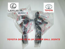 GENUINE TOYOTA 43330-59115  43340-59115 NEW LOWER BALL JOINT SET FOR LEXUS LS430