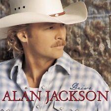 ALAN JACKSON Drive CD Bonus Track BRAND NEW
