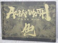 ASURA'S WRATH SHIKI A Art Works Fan Book Japan 2012 PS3 Ltd *