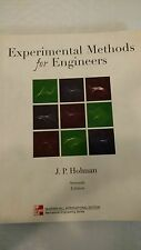 Experimental Methods for Engineers (McGraw-Hill Mechanical Engineering) (Paperba