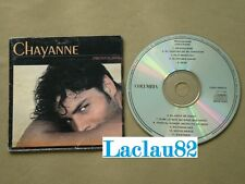 Chayanne Provocame 1992 Columbia Cd RARE Press Mexican