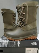 The North Face Womens Boots Size 8 Yukiona Mid Waterproof Insulated Snow Winter