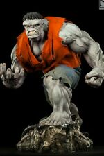 Grey hulk sideshow premium format exclusive