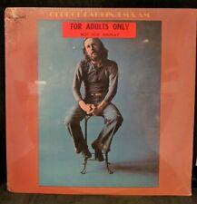 George Carlin FM & AM Label Little David Records LD 7214 Rare Promo Sticker Se
