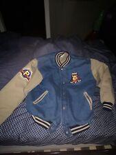 Xxxtentacion Winnie The Pooh Vintage Varsity Jacket Medium