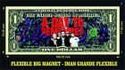 A DAY TO REMENBER IMAN BILLETE 1 DOLLAR BILL MAGNET