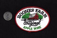Vintage 70s BOONES FARM Original APPLE WINE Beer Collectors Patch