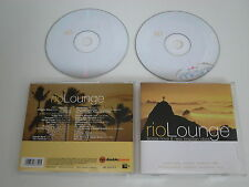 Various/RIO LOUNGE (Sony Music Catalogue SMC 508774 2) 2xCD ALBUM