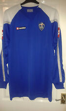 Mens Football Shirt - Serbia & Montenegro - RARE DISBANDED - BNWT L/S TRAINING