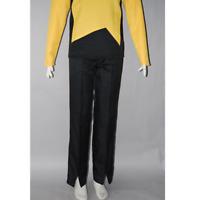 Star Trek Cosplay Costume TNG Uniform Halloween Pants Only
