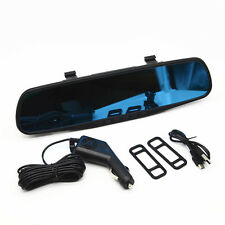 "Car SUV 2.8"" HD Rearview Mirror Recorder Dash Cam Video DVR Vision Tachograph"