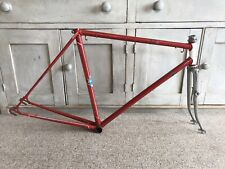 Vintage Claud Butler Electron Reynolds 531 Steel Road Bike Frameset c.1966