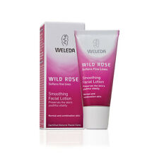 WELEDA WILD ROSE FACIAL LOTION 30ml - SOFTENS FINE LINES - NORMAL SKIN