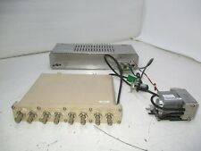 Agilent G1322 60001 Vacuum Degasser Chamber With Erc 6210 Pump Amp Usg2 X03739 T13