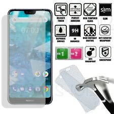 Tempered Glass Film Screen Protector For Nokia 1 2 3 5 6 2018 8 2.1 3.1 5.1 7.1