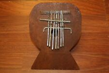 African Mbira Thumb Piano 7 Key ~Make Offer~ *Free Shipping*