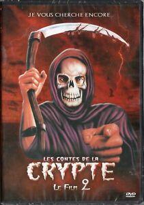 LES CONTES DE LA CRYPTE LE FILM 2 / DVD NEUF SOUS BLISTER D'ORIGINE / VF