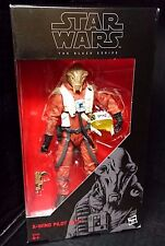 "Star wars the black series 6""X - wing pilot asty nouveau! No.14"
