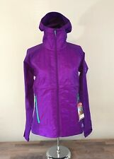 North Face Womens SM/MED Vaporous Workout Jacket - Iris Purple - NWT