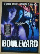 Rae Dawn Chong Kari Wuhrer Lou Diamond Phillips 1994 Ad- Boulevard