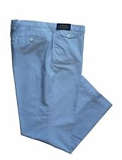 Polo Ralph Lauren Classic Fit Oxford Chino Pant in Size 38x30 in Blue