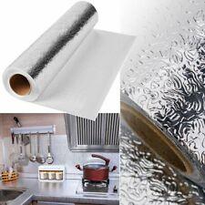 Aluminum Foil Self Adhesive Waterproof Oil-proof Kitchen Cabinet Wall Sticker US