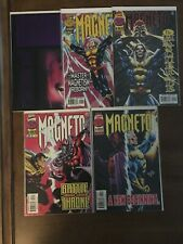 Magneto Limited Series Marvel Comics 1996-1997 Complete 0 1 2 3 4 VF/NM
