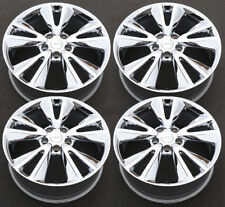 "20"" JEEP GRAND CHEROKEE CHROME WHEELS RIMS FACTORY OEM SET 4"