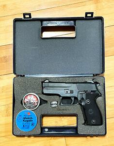 RWS Mod. C225 - .177 Air Pistol CO2 Pellet, made in GERMANY