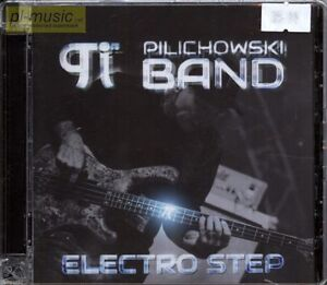 PILICHOWSKI Band TT - ELECTRO STEP / CD sealed  from Poland