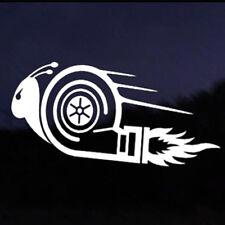 Turbo Snail Car Decal Vinyl Stickers For JDM VW DUB Drift Race Euro Swag Impreza