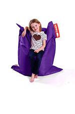 Purple Hippo Children's Bean Bag Slab Water Resistant Beanbag Kids Gamer Outdoor