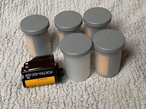 Kodak Portra Professional ISO 400 Color 35 mm Negative Film (5 rolls)
