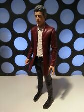 """12th Doctor Who Collectors Set Peter Capaldi Red Jacket Twelfth Dr 5"""" Figure"""