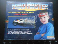 Mind Master Auto Controllata Senza Mani Radio Controll Ricordi Battery Operated