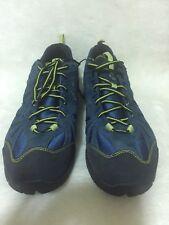 Merrell Hiking Shoes Capra Bleu Men's Size 14Vibram J32341