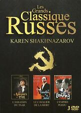 COFFRET 3 DVD - Les Grands Classiques Russes