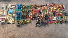 Vintage 1980s 1990s Mcdonald's Happy Meal Toys He-Man TMNT Collectibles Lot