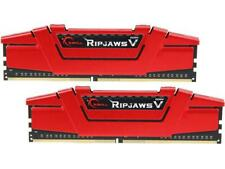 G.SKILL Ripjaws V 16GB (2 x 8GB)DDR4 3600 (PC4 28800) Memory F4-3600C19D-16GVRB