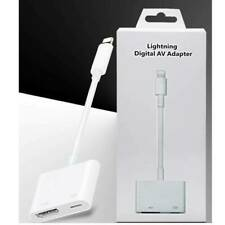 Lightning To HDMI Digital AV  Cable Adapter For Apple iPad iPhone 6 6s 7 Plus